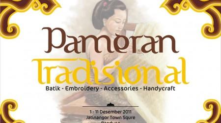 Pameran Tradisional 2011 – Jatinangor Town Square