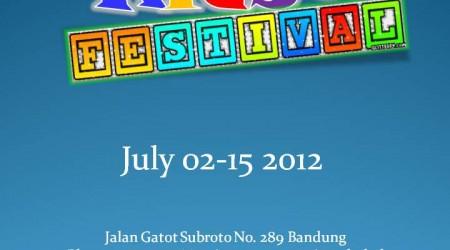 Baby & Kids Festival 2012 – Trans Studio Mall Bandung