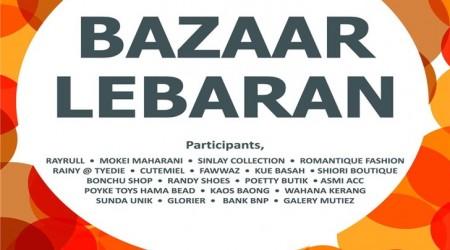 Bazaar Lebaran 2012 – Cihampelas Walk Bandung