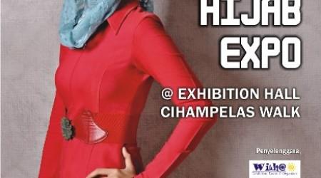 Bandung Hijab Expo 2013 – Cihampelas Walk Bandung