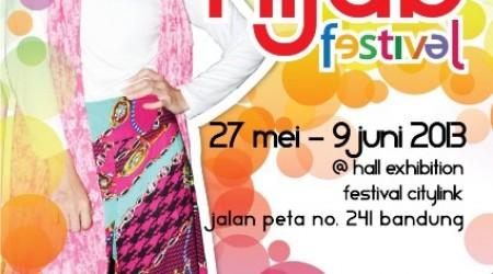 Hijab Festival 2013 – Festival Citylink Bandung