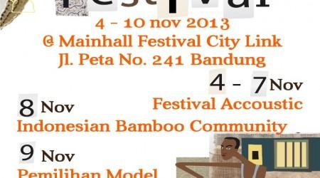 Handycraft Festival 2013 – Festival Citylink Bandung