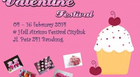 Valentine Festival 2014 – Festival Citylink Bandung
