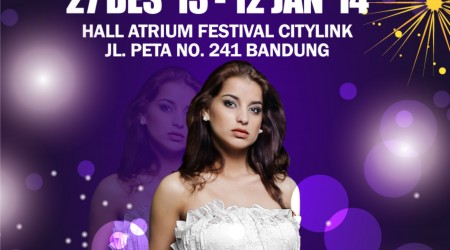 New Year Fashion Festival 2014 – Festival Citylink Bandung