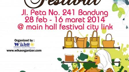 Hijab Craft Festival – Festival Citylink Bandung