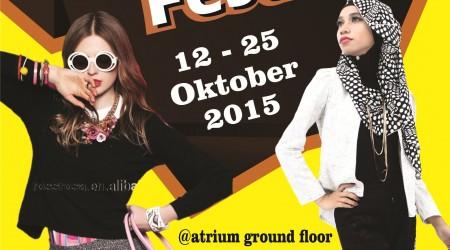 Fashion Festive 2015 – Festival Citylink Bandung