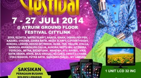 Ramadhan Festival 2014 – Festival Citylink Bandung