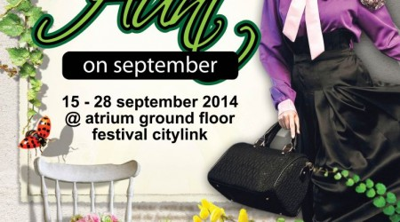 Hijab Hunt On September – Festival Citylink Bandung