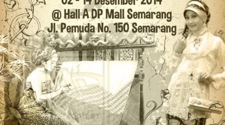 Pesona Hijab & Batik – DP Mall Semarang ( 2 – 14 Desember 2014 )