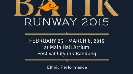 Butik Runway 2015 – Festival Citylink Bandung