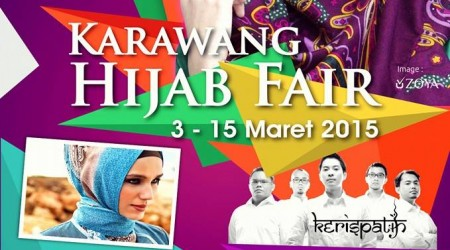 Karawang Hijab Fair 2015 – Karawang Central Plaza
