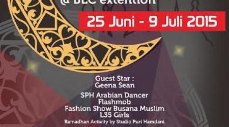 Ramadhan Fair 2015 @Bandung Electronic Center