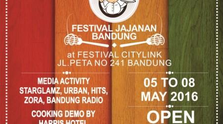 FoodFest 2016 Vol 3 – Festival Citylink Bandung