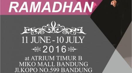Bazaar Ramadhan 2016