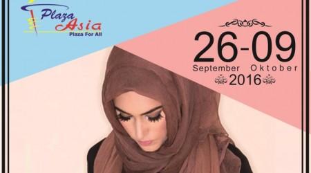 Pesona Hijab dan Batik 2016 Tasikmalaya