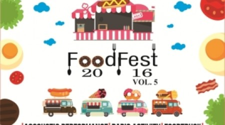 FoodFest 2016 Vol. 5 – Istana Plaza Bandung
