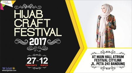 Hijab Craft Festival 2017